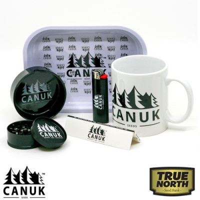 The Smoker's Pack (Canuk Seeds)