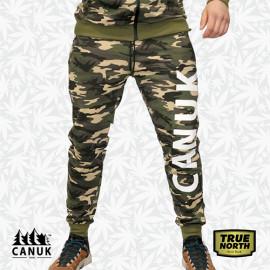Unisex Camo Track Pants