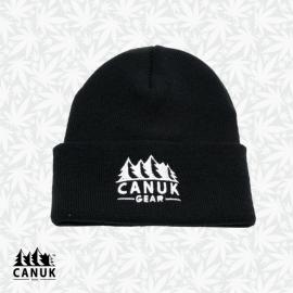 Canuk Gear Black Toque