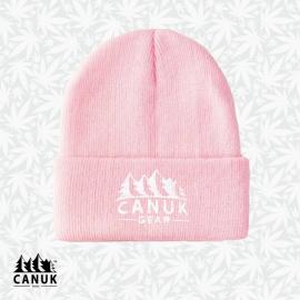 Canuk Gear Pink Toque