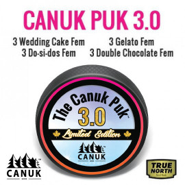 The Limited Edition Canuk Puk 3.0
