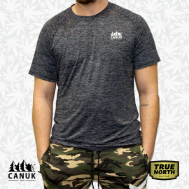 Unisex Sport Grey T-shirt