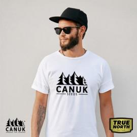 Canuk Seeds T-shirt - White *Until Supplies Last*