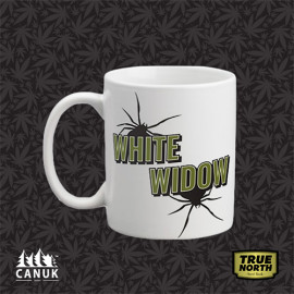 White Widow (Canuk Seeds) Mug